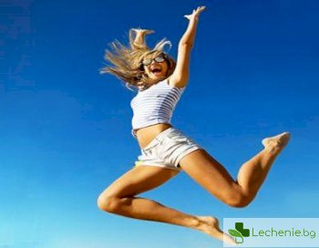 Как мислите ни влияят на здравето и на физическата форма