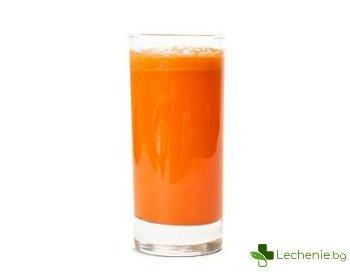 4 причини защо сокът от моркови е полезен за здравето