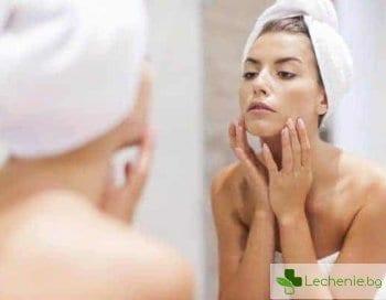 Навиците, които правят кожата мазна