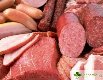 Непоносимост към месо
