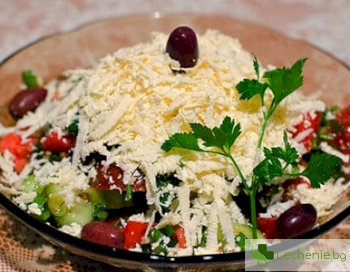 Отслабване с българска кухня