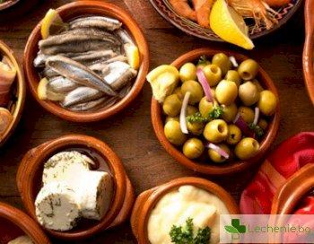 Отслабване с испанска кухня