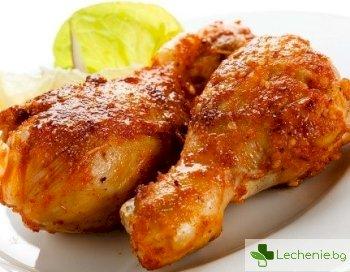 Пилешко бутче