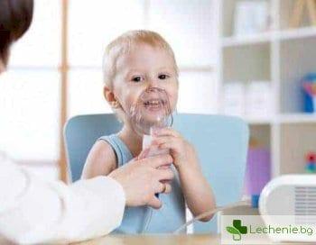 Пневмония при малки деца - причини и симптоми