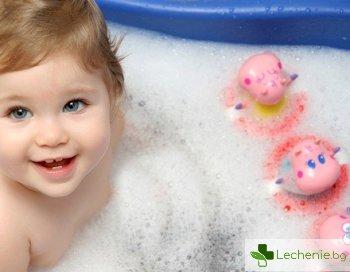 7 правила при избор на детска козметика