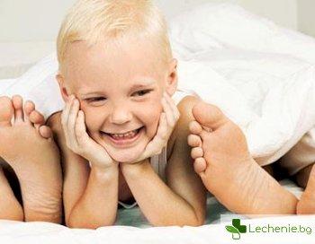 Предпазва ли слюнката на родителите децата от алергии?