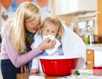 Синузит при деца - как да разпознаете опасното заболяване