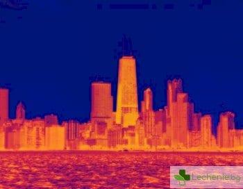 Ефектът на градския топлинен остров - това не е мит