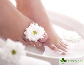 Горещи вани на краката при простуда - полезни или вредни