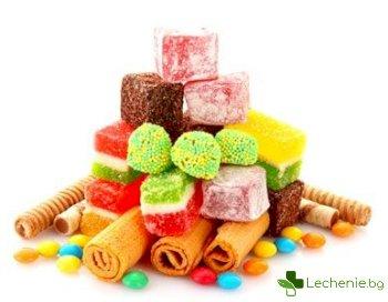 Захарта вреди повече на здравето от солта
