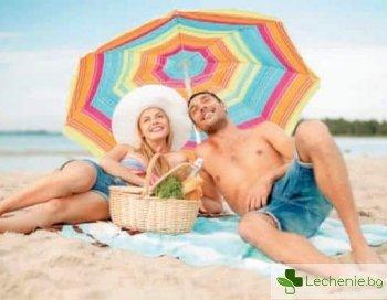 """Плажен обяд - какви храни """"преживяват"""" жегата и слънцето"""