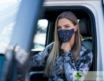 Груби грешки са допуснати в проучването за ефективните маски