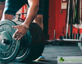Напомпаните мускули по-важни от правилното хранене за младите мъже