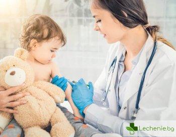 Бебетата остават без защита срещу морбили още на 3 месеца