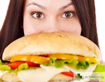 Как да ограничите апетита си