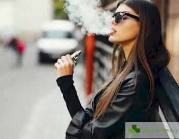 Сладка измама - каква е връзката между бонбоните и електронните цигари