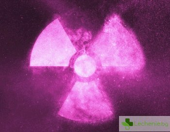 Вредно въздействие на радиацията върху чревните клетки