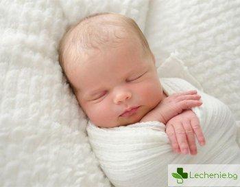 7 кожни заболявания при новородените