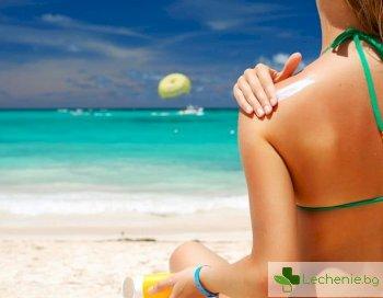 Излагането на слънце - повече полезно или изцяло вредно е през лятото