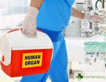 Кога трансплантиран орган може да бъде отхвърлен