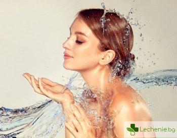 Воден баланс - защо кожата става много суха в жегата