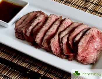 Пърженото месо може да е опасно за белите дробове