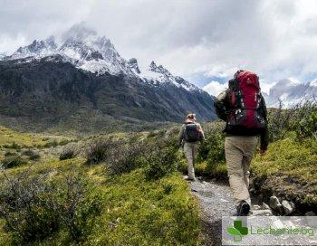Хронични болести, при които на планина е забранено да се ходи