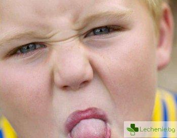 Защо децата плезят езика си, когато се концентрират?