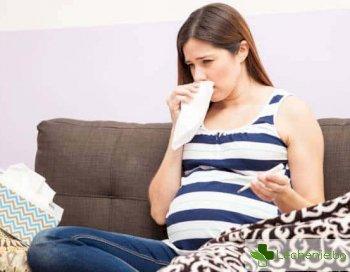 Пневмония при бременност