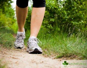 Как ходенето може да ни подмлади, стига до правим правилно
