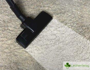 Колко често е препоръчително да се перат килимите вкъщи