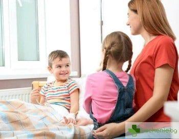 Защо детето се преструва на болно – топ 5 скрити причини