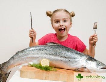 Да отслабнем с риба