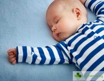Целите на съня се променят с възрастта – при бебета мозъкът расте, докато спят
