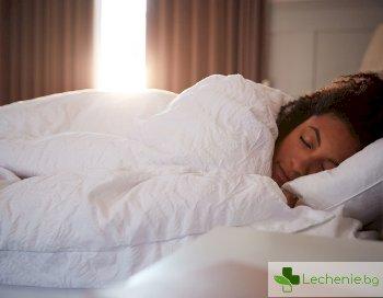 4 режима на сън - наспиваме се само за няколко часа