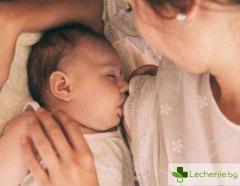 Сърбеж на гърдите при кърмене – какви са причините