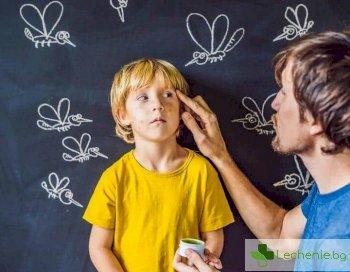 Топ начини за справяне със сърбежа от насекоми при децата