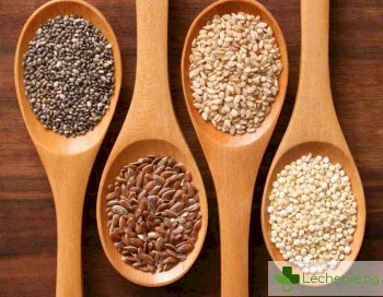 Семената най-полезни за здравето - тиквено или сусамово
