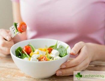 Системно възпаление - храненето с важен принос