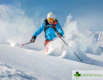 Ски каската прави скиорите повече от безотговорни