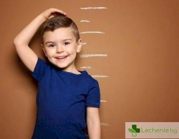 Топ 5 признака, че детето преживява скок в растежа