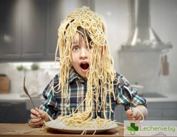 Страх от нови храни при деца - предаваме го с гените