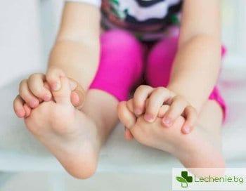Постоянно студени крака при дете – норма или отклонение