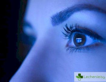 Синята светлина сутрин може да помогне при мозъчно сътресение