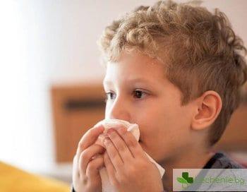 Свински грип при деца