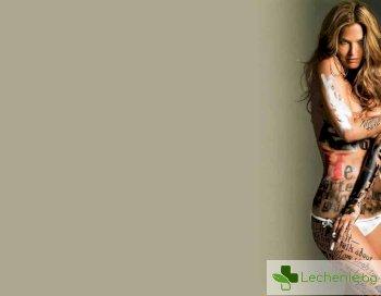 Татуировките изцеряват от тежки психологически травми