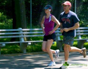 5 минути тичане на ден удължават живота ни с 3 години