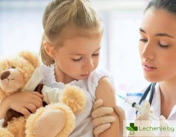Най-важните ваксини за деца - хепатит В и против грип