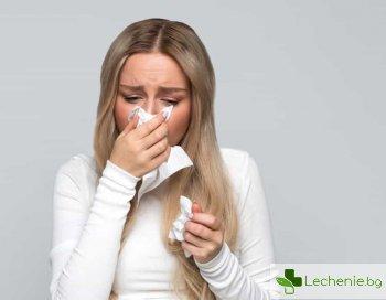 Кашлица и вирусна инфекция - кога връзката се прекъсва