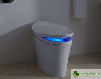 Умна тоалетна може да открива скритите болести в тялото